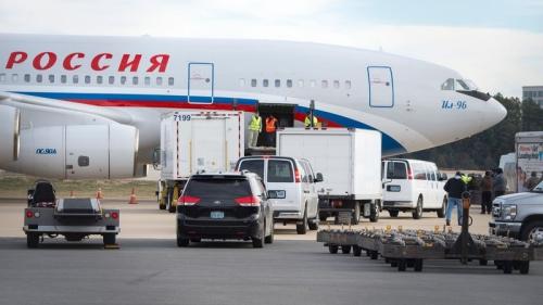 35 nhà ngoại giao Nga bị trục xuất rời Mỹ đúng ngày đầu năm mới 1