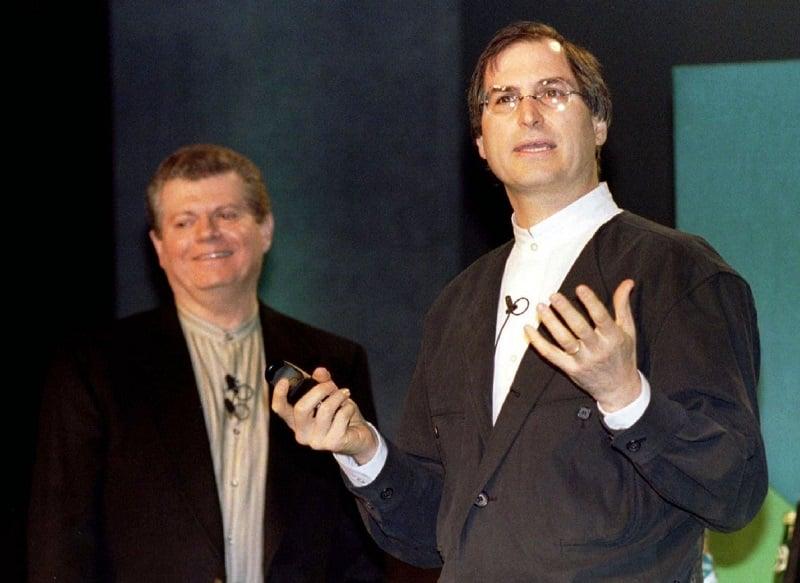Hình ảnh 36 bức ảnh tái hiện sự nghiệp cả đời của Steve Jobs số 1