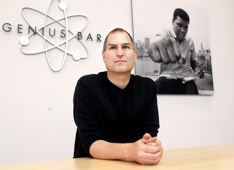 Hình ảnh 36 bức ảnh tái hiện sự nghiệp cả đời của Steve Jobs số 14