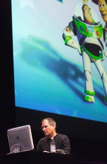 Hình ảnh 36 bức ảnh tái hiện sự nghiệp cả đời của Steve Jobs số 7