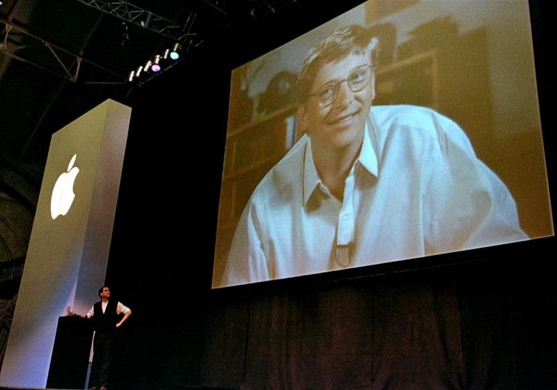 Hình ảnh 36 bức ảnh tái hiện sự nghiệp cả đời của Steve Jobs số 3