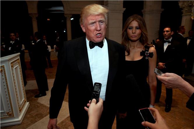 Trump nghi tình báo Mỹ dàn dựng việc Nga can thiệp bầu cử 1