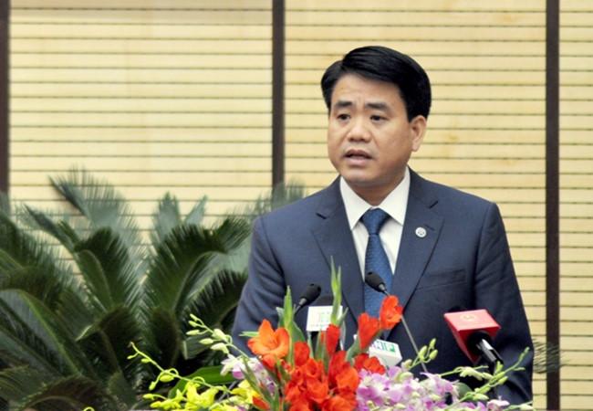 Chủ tịch Hà Nội: 'Chúng ta phải trả giá vì đã quy hoạch băm nát thủ đô' 1
