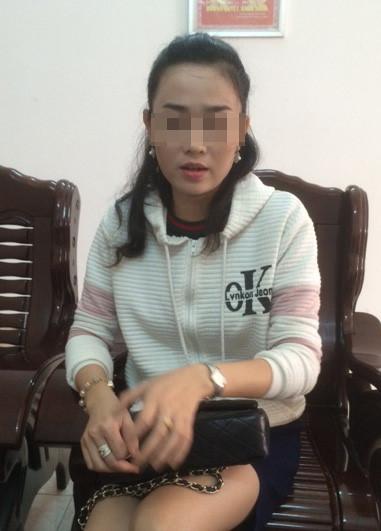 Nữ sinh miền Tây bị lấy hình ảnh để rao bán dâm trên mạng 2