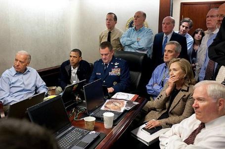 Bức ảnh biểu tượng trong 8 năm Obama làm tổng thống Mỹ 1