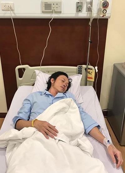 Hoài Linh nhập viện cấp cứu do sốt cao, hoãn liveshow 1