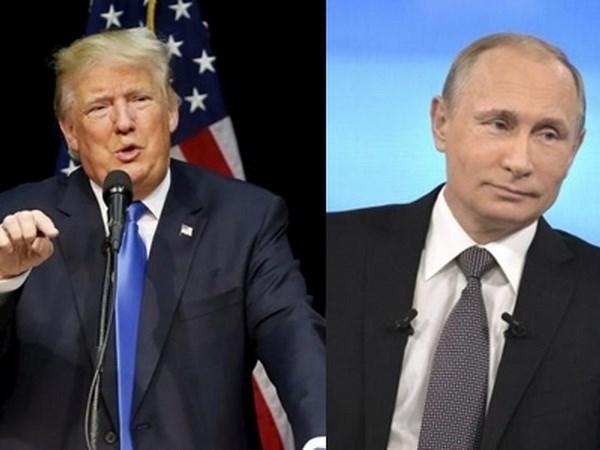 Trung Quốc lo 'sốt vó' khi Trump và Putin xích lại gần nhau 1