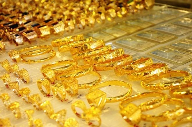 Giá vàng hôm nay 10/1/2017 dần hồi phục tăng trở lại 1