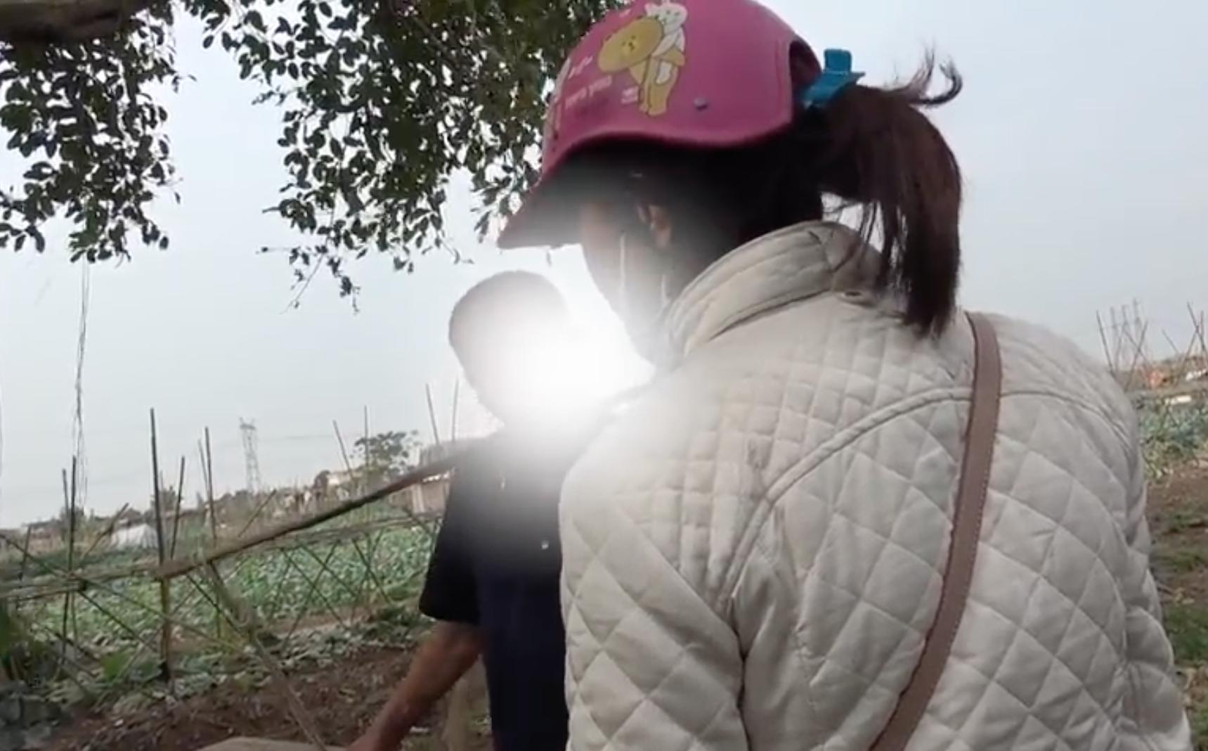 Hình ảnh Phóng sự của ANTV: Kinh hoàng rau sạch tưới nước thải độc hại tại Hà Nội số 4