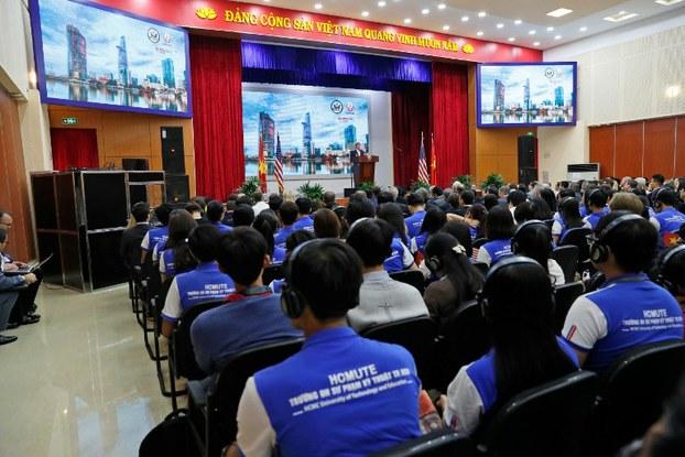 Ngoại trưởng Mỹ: Quan hệ Việt-Mỹ không phụ thuộc vào đời Tổng thống 1