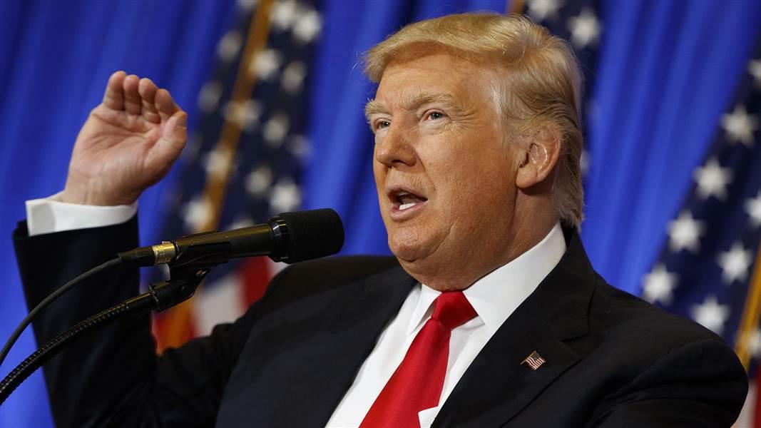 Trump tuyên bố có thể bỏ trừng phạt Nga, sẵn sàng gặp Putin 1