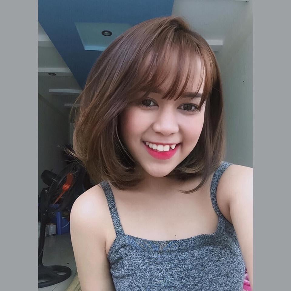 Hình ảnh 5 kiểu tóc đẹp nhất diện Tết các cô gái nên biết số 1