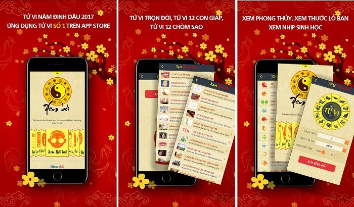 Hình ảnh 7 ứng dụng giải trí và nhắn tin miễn phí Tết 2017 cho các thiết bị Android số 3