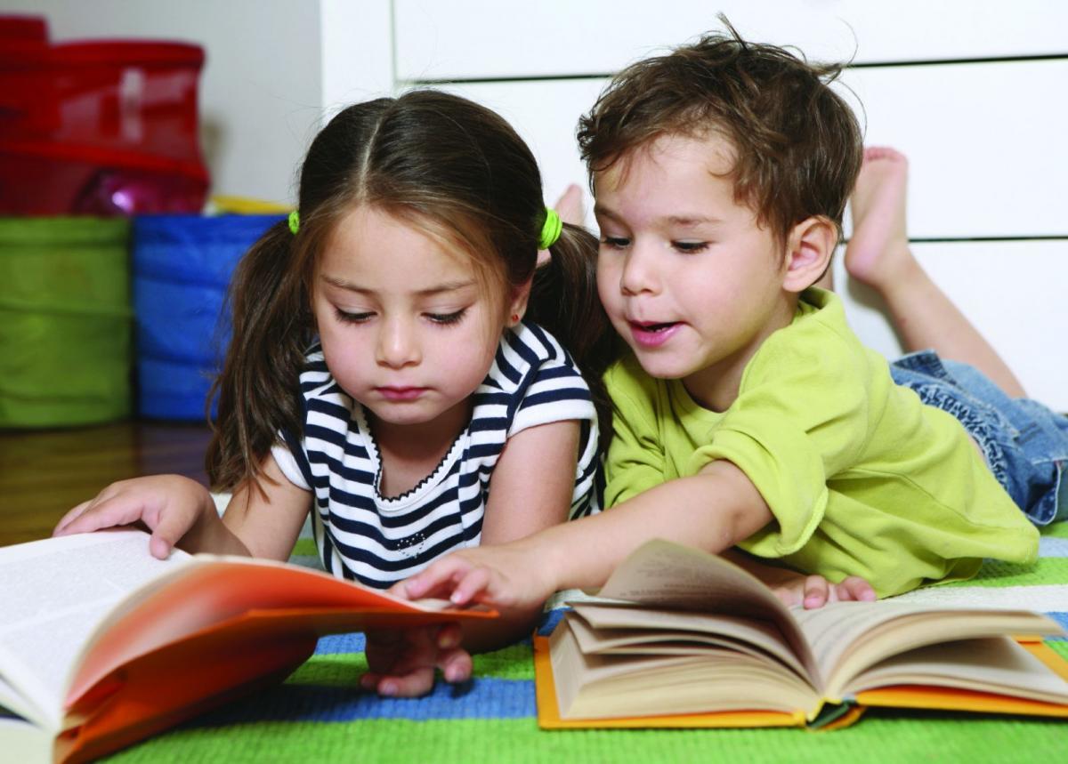 Hình ảnh 5 cách giúp con thích đọc sách số 1