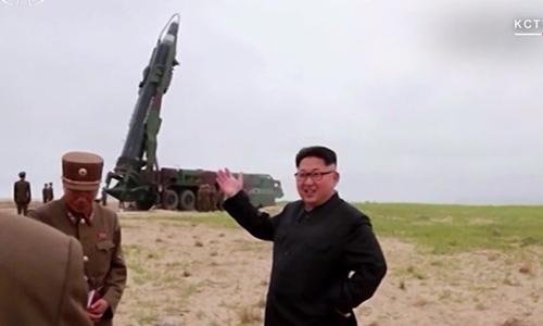 Ngày Trump nhậm chức, Triều Tiên có thể phóng tên lửa đạn đạo xuyên lục địa  1