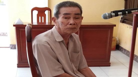 Cụ ông U70 lĩnh 4 năm tù vì hiếp dâm cô gái thiểu năng 1
