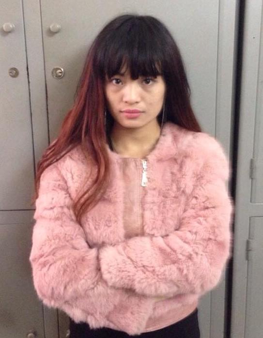 Hot girl 9X tham gia đường dây bán dâm sinh viên 1