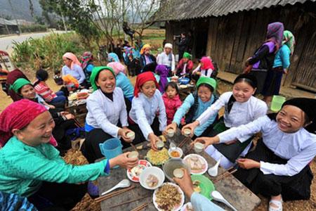 Phong tục gọi hồn trong ngày Tết Nguyên đán của người Thái 1
