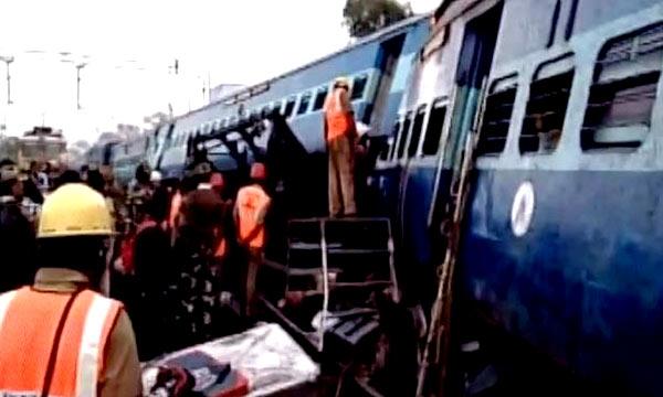Tai nạn tàu hỏa Ấn Độ, hơn 100 người thương vong 2