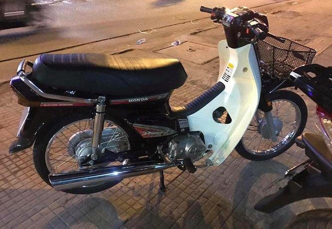 """Dân chơi xe Việt phát sốt vì Honda Dream II """"đập hộp"""" 1"""