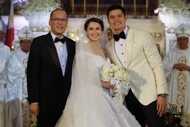 5 kỷ lục trong đám cưới sao châu Á 6