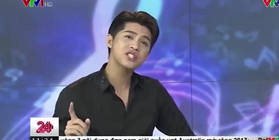 Giải trí - Bất ngờ với giọng hát mộc của Noo Phước Thịnh trên sóng truyền hình