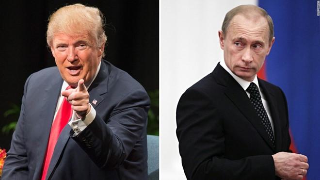 Trump và Putin sẽ điện đàm vào hôm nay 1