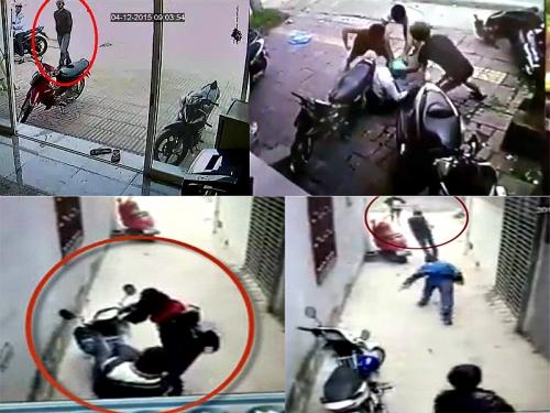 Ngày Tết, làm thế nào để chống trộm xe máy? 2