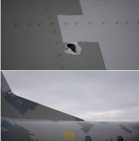 Ukraine tố Nga bắn máy bay trên Biển Đen 1