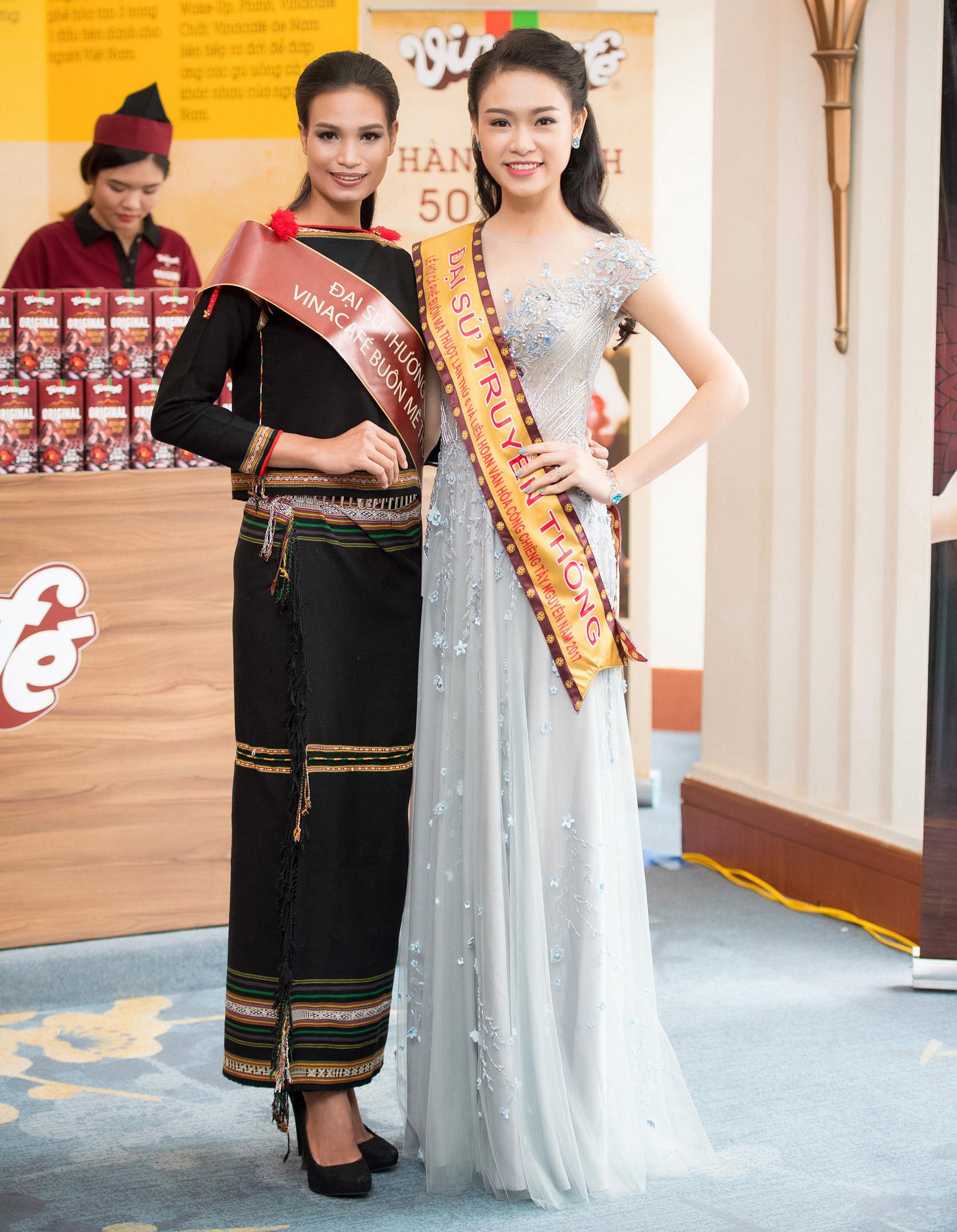 Người đẹp học giỏi nhất Hoa hậu Việt Nam làm đại sứ Lễ hội cafe Buôn Ma Thuột 5