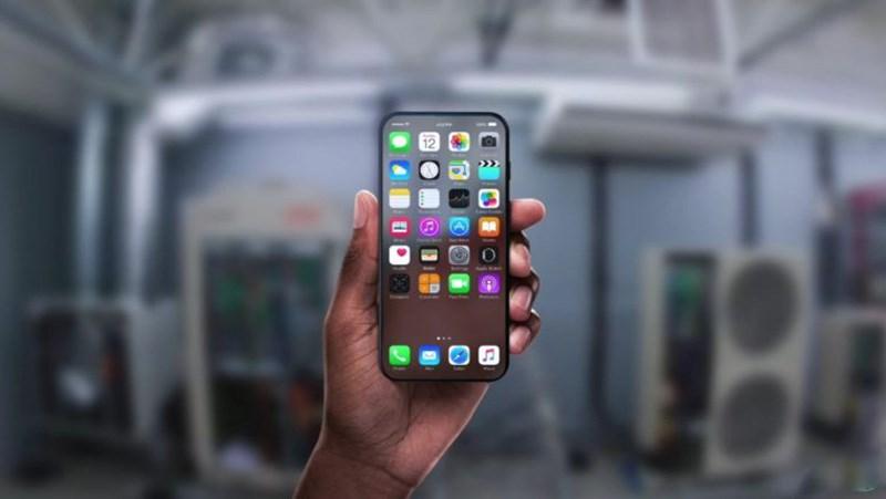 Mẫu iPhone 8 của tương lai: Không viền, trong suốt như phim viễn tưởng 2