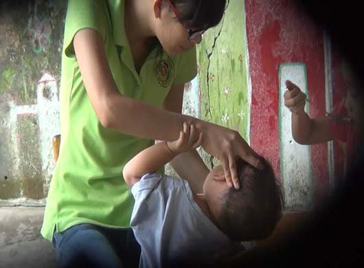 Hình ảnh Cách nhận biết trẻ bị bạo hành ở trường số 1