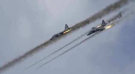 Không quân Nga diệt gần 900 mục tiêu khủng bố ở Syria 1