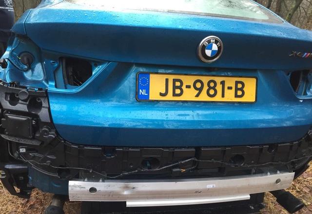 Siêu xe bị trộm