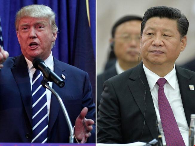 Trump điện đàm với Tập Cận Bình, ủng hộ