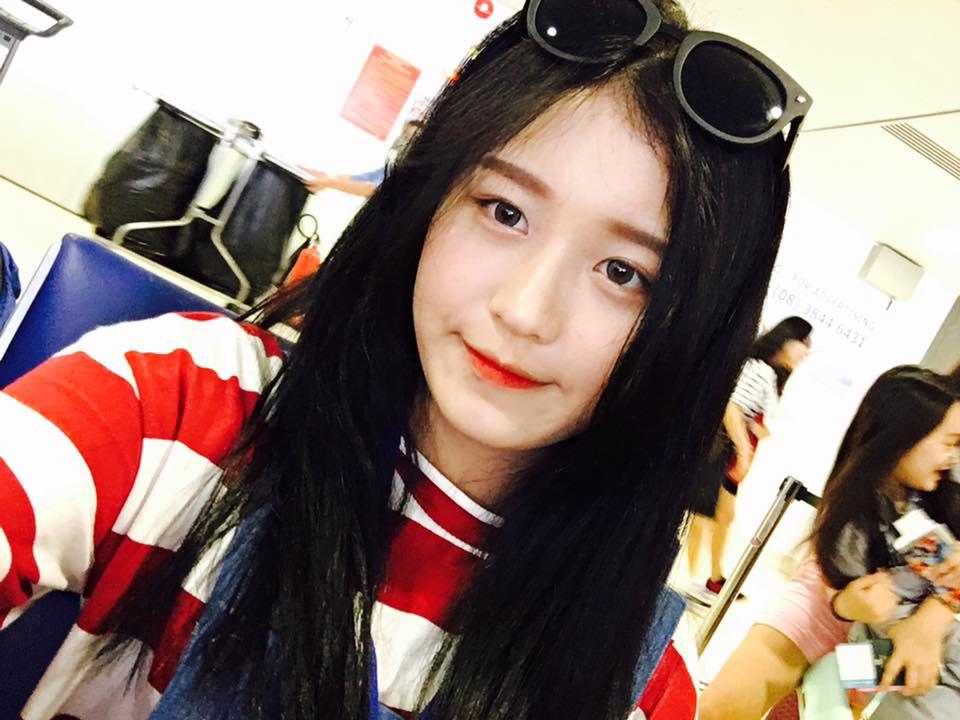 Nhan sắc cô gái Hàn Quốc khiến Noo Phước Thịnh