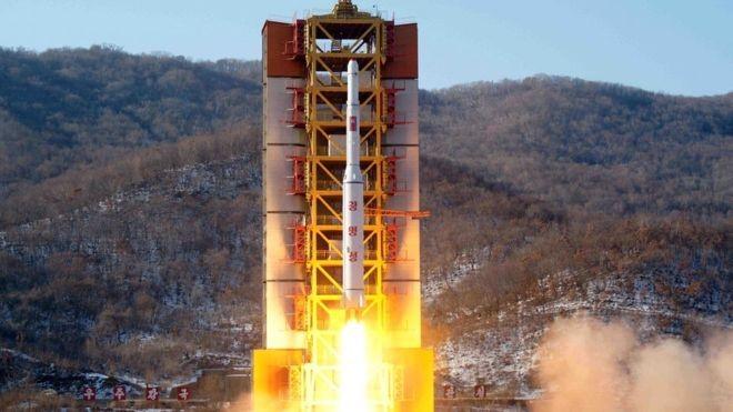 Triều Tiên thử tên lửa để gửi thông điệp thách thức Trump 1