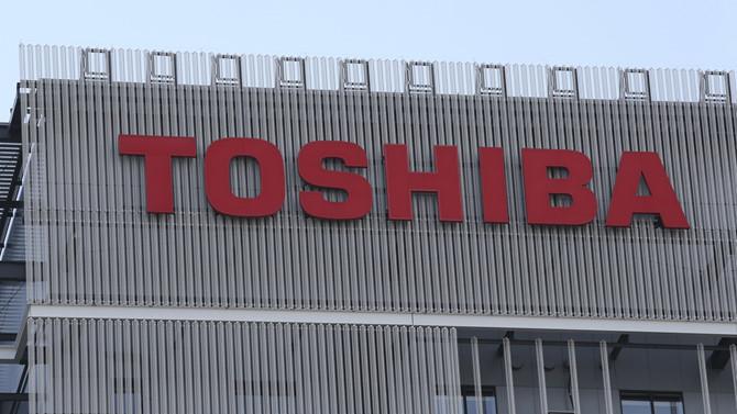 Chủ tịch Toshiba từ chức, tập đoàn trên bờ vực phá sản 1