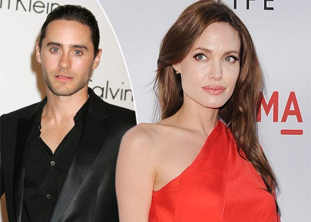 Rộ tin Angelina Jolie hẹn hò với