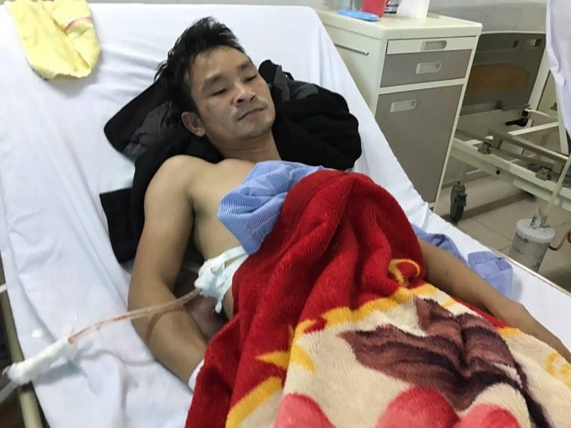 Vụ nam thanh niên bị đâm khi cứu người: Cô gái gặp tai nạn lên tiếng 1