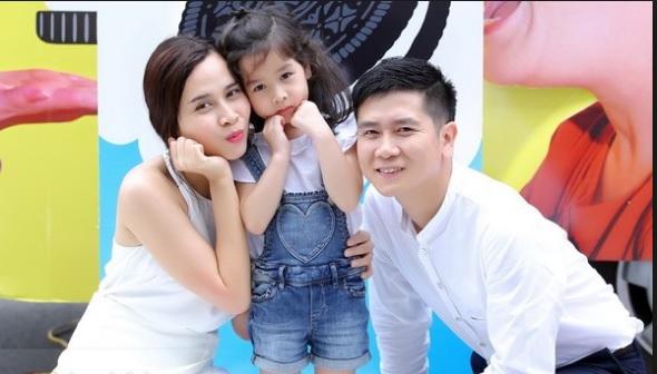 Lộ hình ảnh con gái thứ 2 nhà Lưu Hương Giang - Hồ Hoài Anh 6