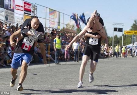 Hình ảnh 9 cuộc thi lạ lùng nhất thế giới số 4