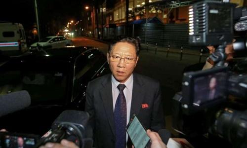 Triều Tiên muốn đối chất nữ nghi phạm vụ ông Kim Jong-nam 1