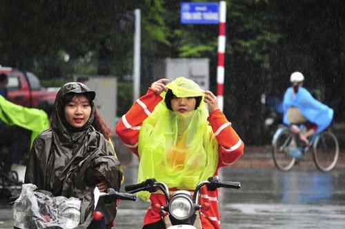 Từ mai 23/2, không khí lạnh tràn về gây mưa rét cho miền Bắc  1