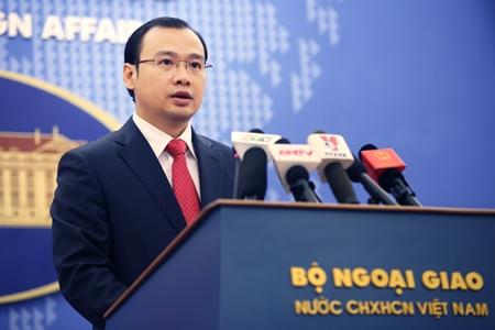 Việt Nam yêu cầu không làm phức tạp thêm tình hình Biển Đông 1