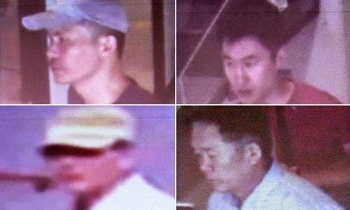 Malaysia đề nghị Interpol truy lùng 4 nghi phạm trong vụ Kim Jong-nam 1