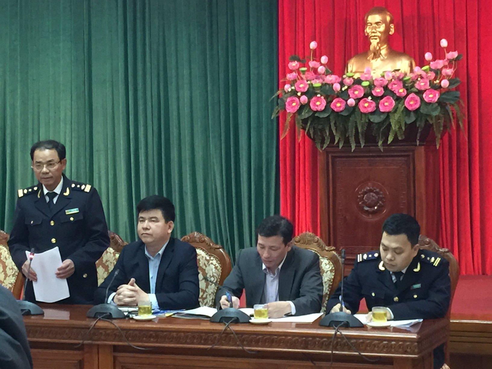 Cục Hải quan Hà Nội: một năm nhìn lại và hướng đi trong năm 2017 1