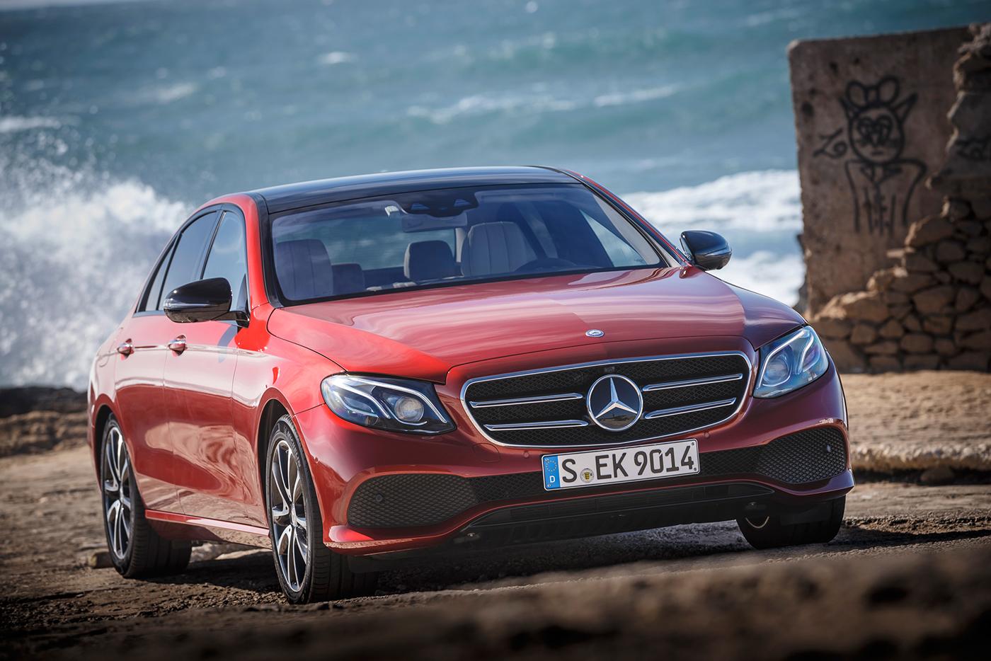 Mercedes-Benz thông báo triệu hồi 18.000 xe do các vấn đề an toàn 1