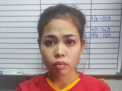 Nghi phạm Indonesia được huấn luyện để sát hại 'Kim Jong-nam' 1