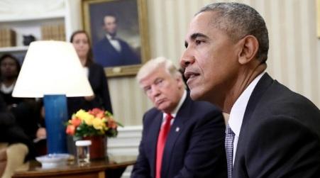 Trump nói Obama đứng sau vụ rò rỉ thông tin ở Nhà Trắng 1
